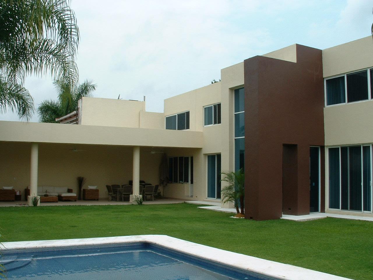 Casas con estilo operacion inmueble inmobiliaria en for Casa minimalista veracruz